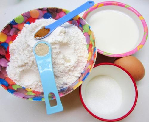 cách làm bánh sữa chiên giòn thơm ngon