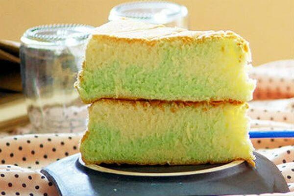 cách làm bánh bông lan chiffon