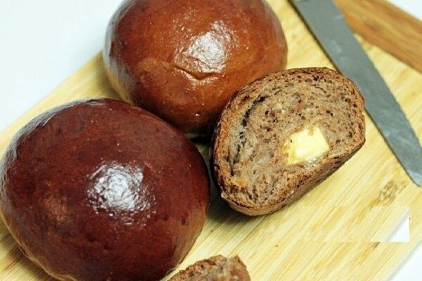 cách làm bánh mì chocolate socola đơn giản