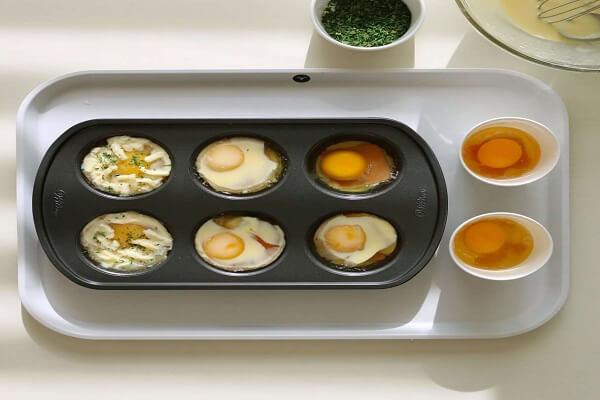 Cách làm bánh mì trứng Gyeran BBang Hàn Quốc