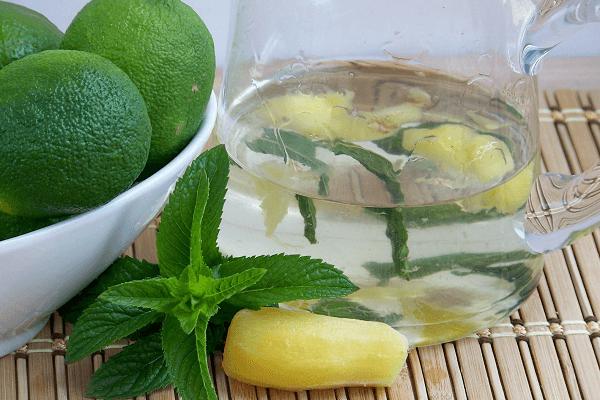 cách làm soda chanh mật ong đơn giản
