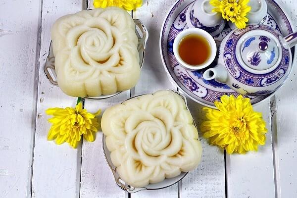 Cách làm bánh dẻo nhân đậu xanh thơm ngon
