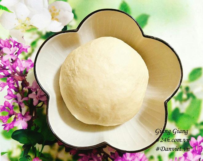cách làm bánh mì quẩy chiên mềm