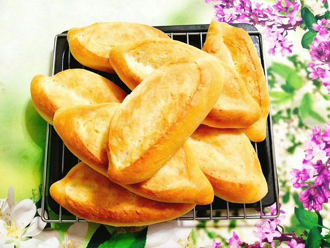Cách làm bánh mì tươi đơn giản ngon