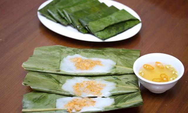 Cách làm bánh Nậm Huế món ăn ngon