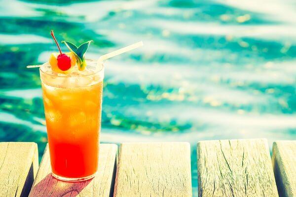 Cách làm cocktail trái cây ngon