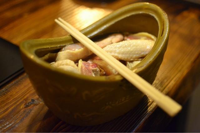 Cách làm lẩu ếch sa tế cay