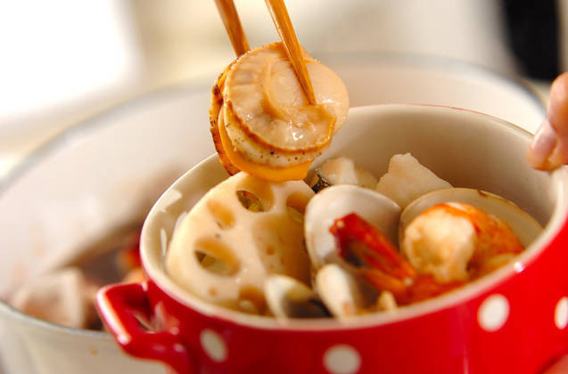 Cách nấu lẩu hải sản ngon