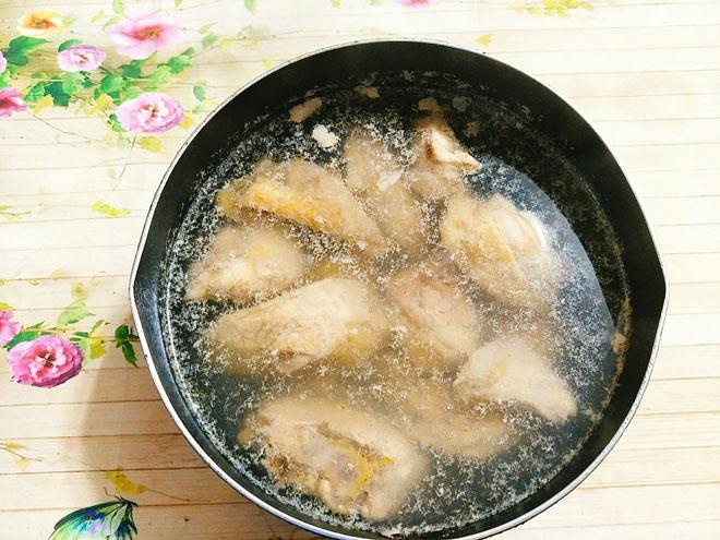 Cách làm món canh gà nấu dầu mè ngon bổ dưỡng