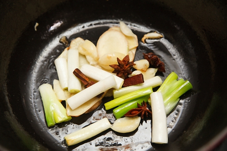 cách chế biến món sườn bò kho
