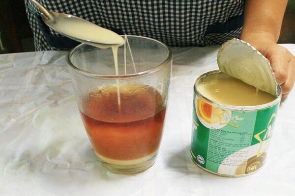 cách làm trà sữa thạch rau câu