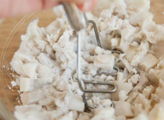 Cách nấu chè khoai sọ giải nhiệt