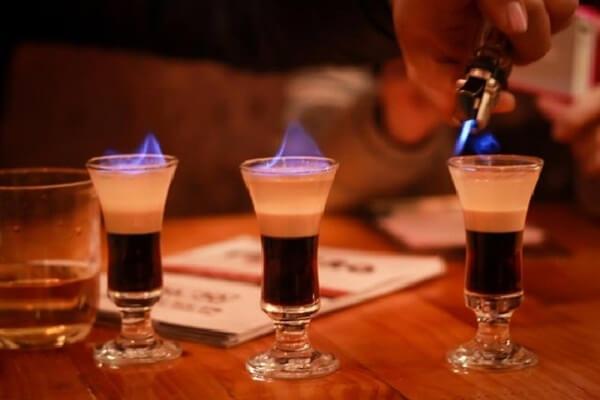 Công thức pha chế món Cocktail B52 cực ngon