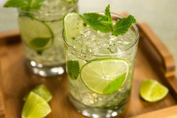 cách pha chế soda chanh ngon hấp dẫn