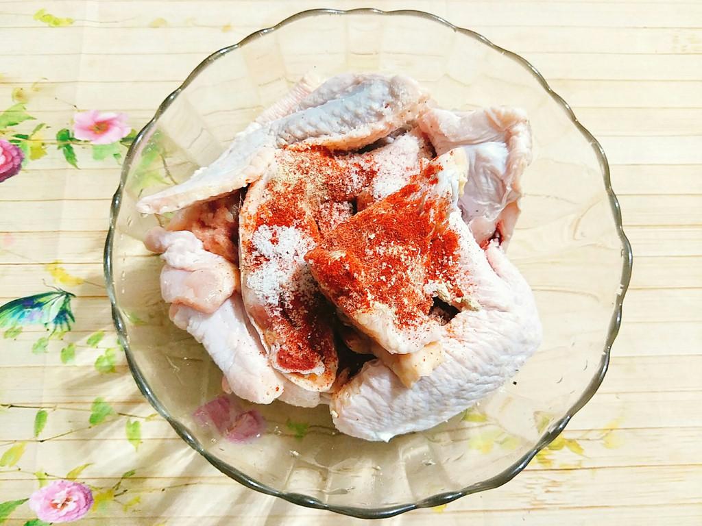 Công thức cách làm món cánh gà rán kiểu KFC