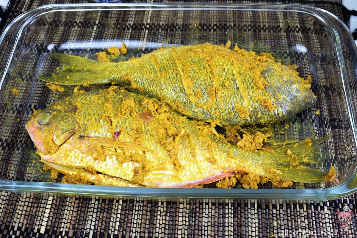 cách nướng cá rô phi vàng ươm thơm nức mũi