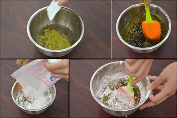 cách làm bánh dẻo lạnh Singapore ngon