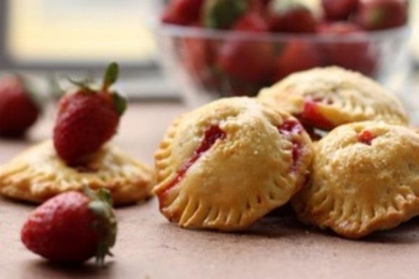 cách làm bánh Pie dâu tây thơm ngon