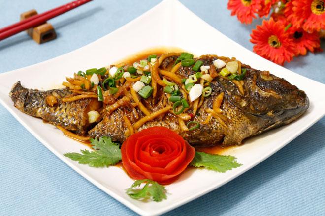 cách làm món cá rô phi sốt tương