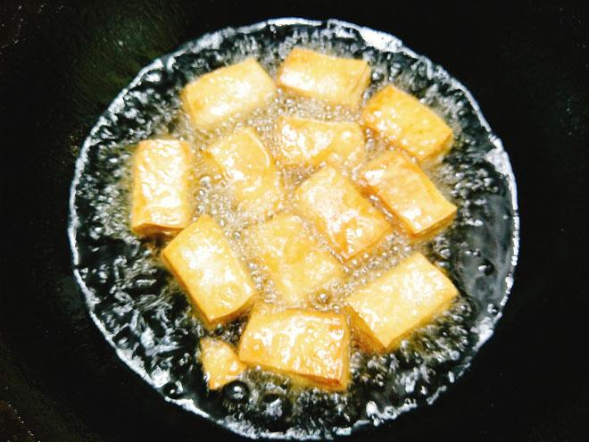Cách làm cà tím om thịt đậu phụ ngon