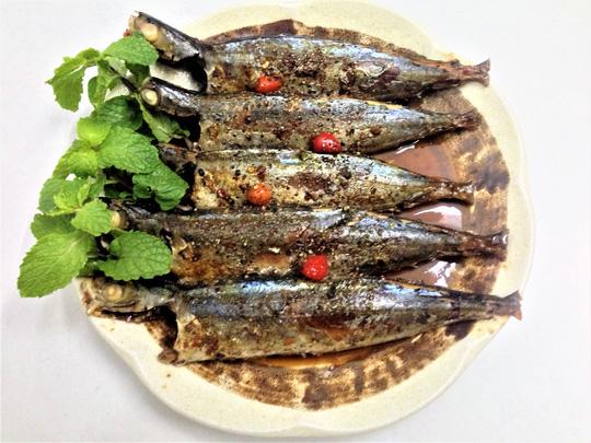 Cách làm món cá nục kho tiêu ngon