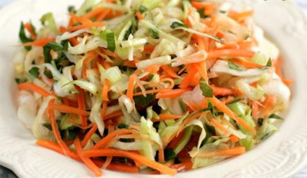 Cách muối dưa bắp cải chua
