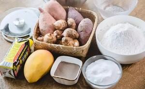 cách nấu chè khoai dẻo ngọt và bùi ngon