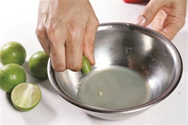 cách làm món mojito bạc hà mát lạnh