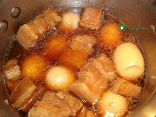 cách nấu món thịt kho tàu ngon