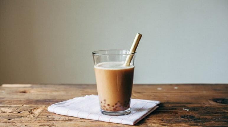 Cách làm trà sữa socola đơn giản