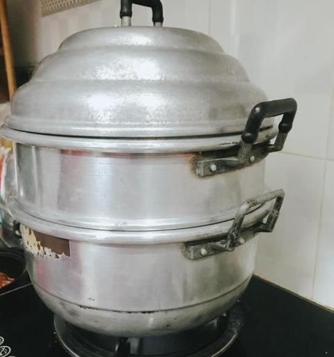cách làm bánh đúc mặn miền Tây đậm đà