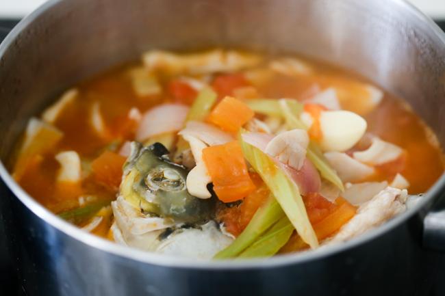 cách nấu canh chua cá trắm ngon
