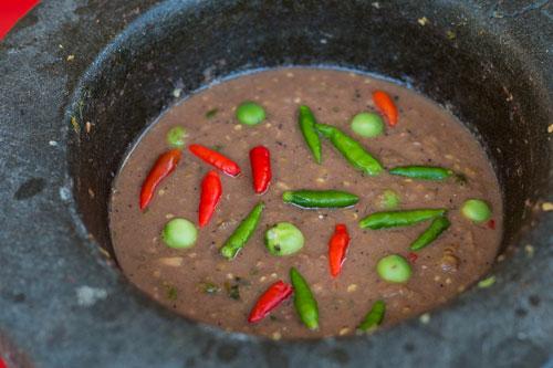 cách làm món mắm Thái cực ngon