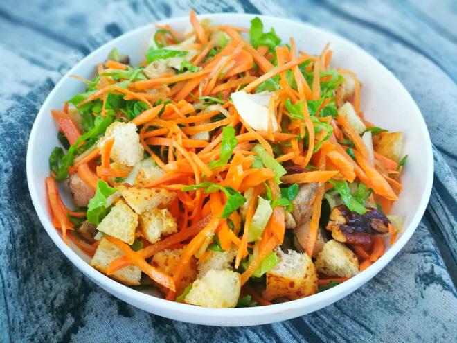 Cách làm món salad ngon đơn giản